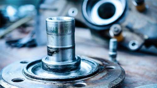 Custom Parts & Solutions